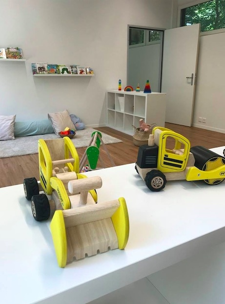 Platz & Spielzeug |Kita Lake Side Kids Zürich
