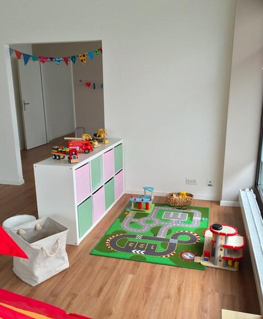 Spielteppich für Kinder| Kita Lake Side Kids Zürich
