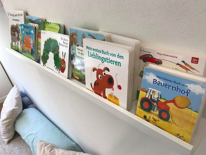 Bücher für Kinder | Kita Lake Side Kids Zürich